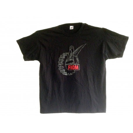 T-Shirt Logo FIOM